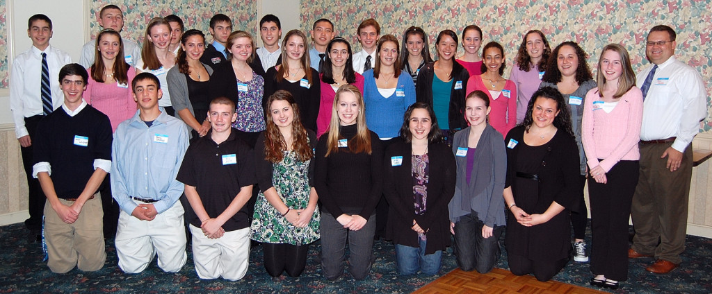2010 Annual Meeting Student Directors