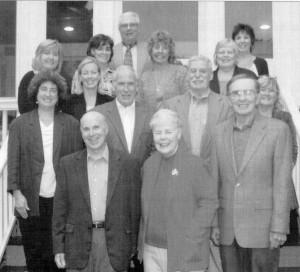 50th Anniversary Committee, September 2010