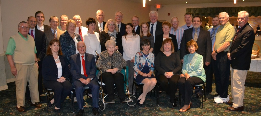 2015-16 Board of Directors & Friends of TSF